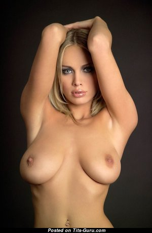 Anastasia Braun - Pleasing Russian Blonde with Pleasing Bald Real Tight Boobie (Sexual Pix)