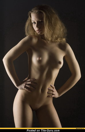 Image. Nude awesome female with small tittes pic
