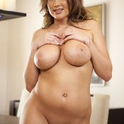 Amazing lady with big breast picture