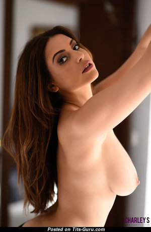 Charley S - Gorgeous Babe with Gorgeous Open Natural Boobie (Hd Sex Photo)
