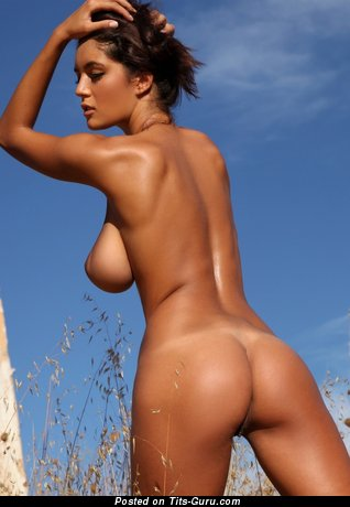 Image. Nude wonderful girl with big boobies image