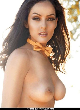 Andrea Garcia - naked latina with medium natural tots picture