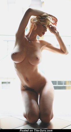 Natasha Legeyda - naked beautiful girl with big boobies pic