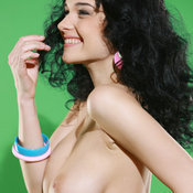 Jenya D - hot female with big natural tittes pic