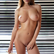 Hot woman with big boobies picture