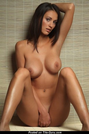 Image. Nude awesome female with big breast image