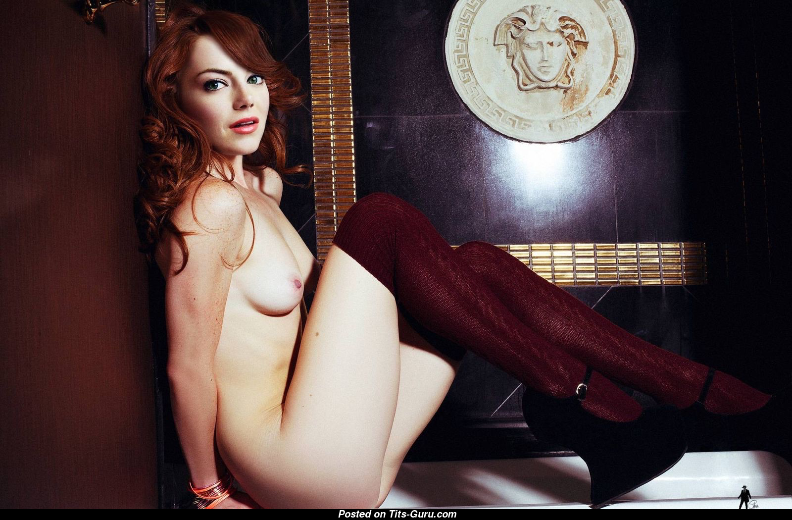 Lyna perez nude boobs