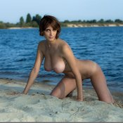 Veralin Domai - wonderful girl with big tittes picture