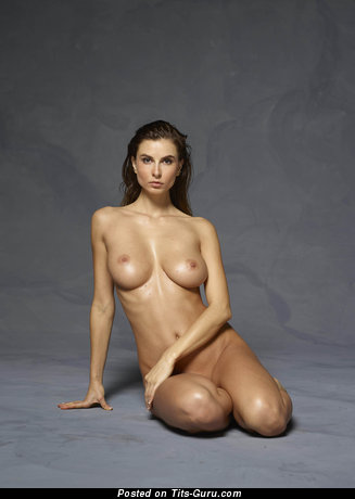 Naked awesome woman with big tittys image