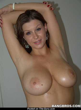 Topless hot female image