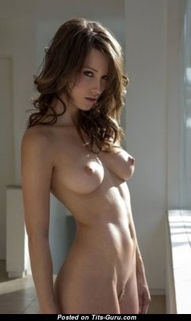 Charming Babe with Charming Bare Natural Mid Size Jugs (Hd 18+ Wallpaper)