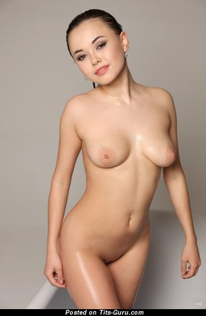 Image. Nude hot girl with small natural tots image