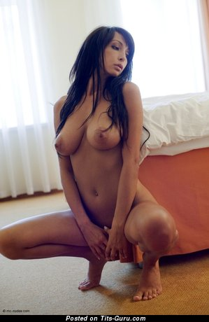 Image. Anna Jachniewicz - awesome female with medium natural boobies image