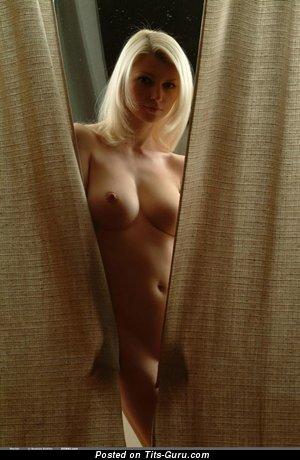 Domai Mariah - Beautiful Blonde with Beautiful Bare Real Jugs (Hd 18+ Photo)