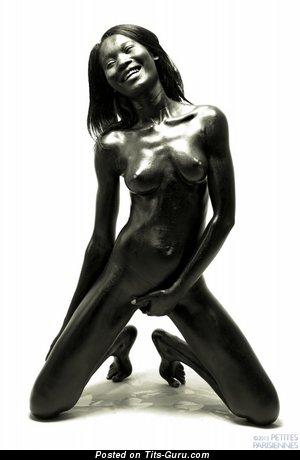 Image. Naked beautiful female image