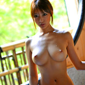 Asian with big boob image