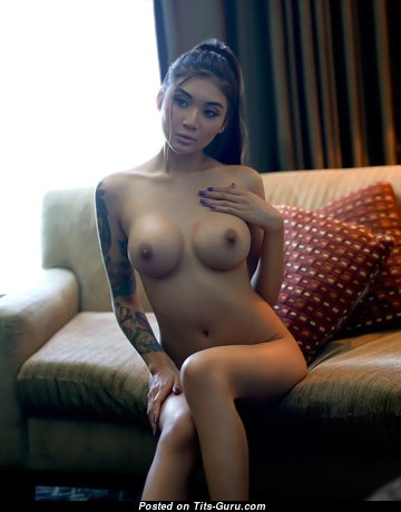 Miss Brenna - Dazzling Nude Asian Babe & Girlfriend with Long Nipples (Hd Porn Pix)