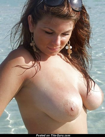 Sexy nude amazing girl with big natural boobies pic