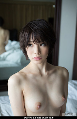 Awesome Babe with Awesome Bare Real Minuscule Boobs (Hd Sex Foto)