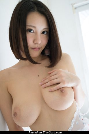 China Matsuoka - Alluring Asian Brunette Babe with Alluring Naked Natural Regular Tittys (Hd Sex Picture)