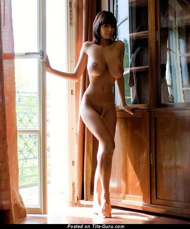 Image. Sexy hot girl with big natural boobies pic