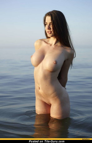 Image. Awesome girl with big breast image