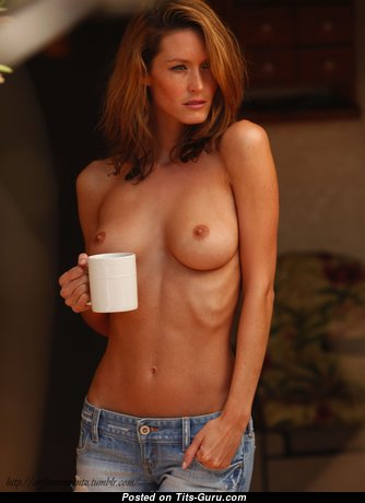 Superb Topless & Glamour Blonde with Puffy Nipples (Hd Sexual Pic)