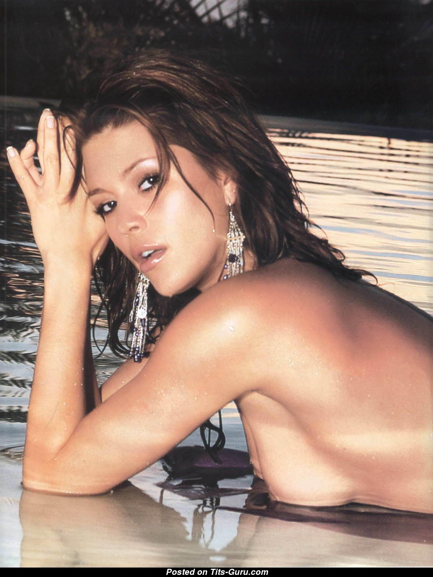 Alicia Machado Sexy Nude Hot Lady Photo