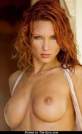 Image. Nude wonderful lady with medium natural tittys image