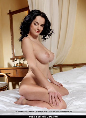 Image. Lana I - nude hot woman with big natural boobs picture