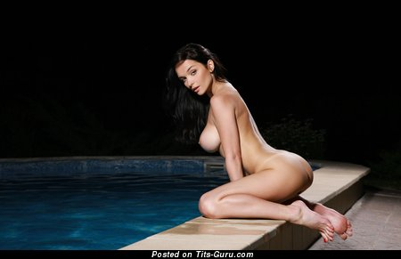 Image. Eugene, Diordiychuk - nude brunette with big boob picture