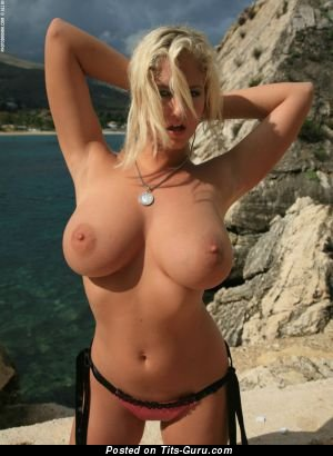 Image. Wonderful girl with natural tittys photo