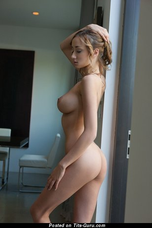 Image. Wonderful girl with big natural boob picture
