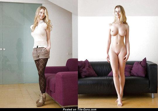 голые девушки в сексуальных одеждах