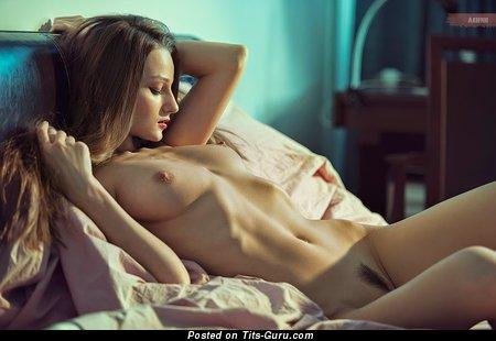 Nice Girlfriend with Nice Nude Real C Size Jugs (Sex Foto)