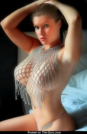 Image. Naked awesome girl with big breast image