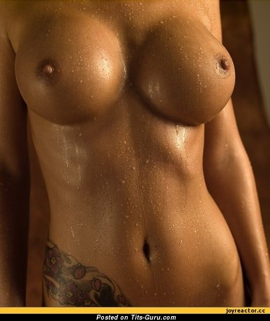 Amazing Lady with Amazing Exposed Round Fake Ddd Size Breasts (Porn Picture)