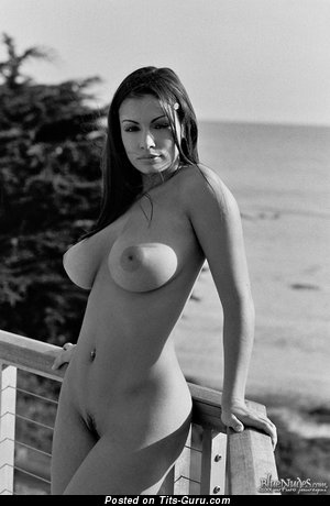 Image. Naked awesome lady with big breast photo