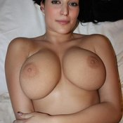 Sexy beautiful lady with big natural tittys image