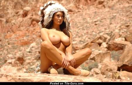 Image. Naked hot woman with big tittes photo