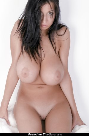 Image. Jana Defi - nude amazing female with huge natural tittes pic