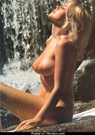 Image. Lillian Muller - naked amazing lady with big natural boobs pic