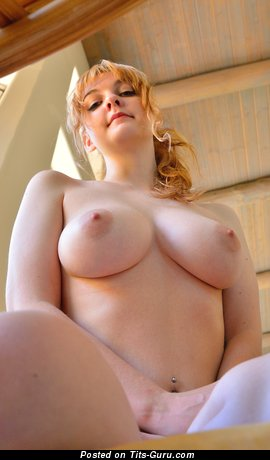 Image. Alyssa - beautiful girl with big natural tittys picture