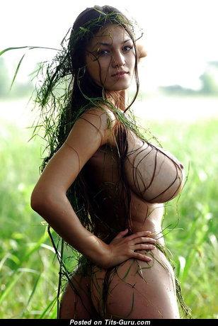 Sofi A - Charming Nude Ukrainian Red Hair (Hd Xxx Photo)