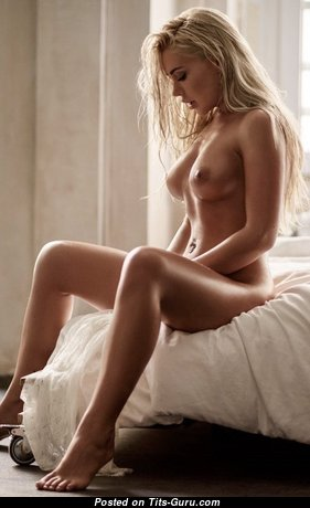 Handsome Blonde Babe with Handsome Exposed Natural Soft Tit & Sexy Legs (Xxx Wallpaper)