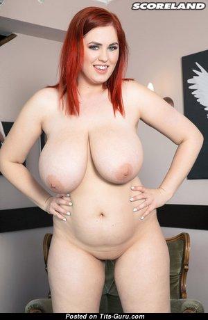 Алексис Фай - Appealing Nude Red Hair (Hd Sex Wallpaper)