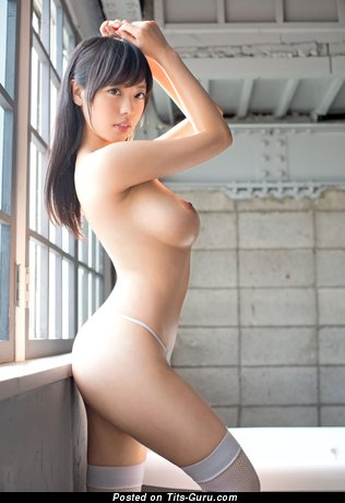 Image. Nude asian with medium tits pic