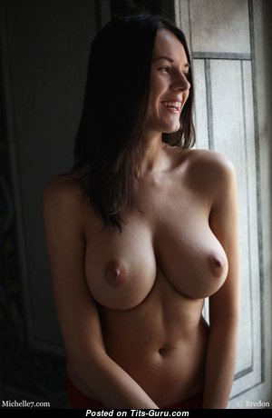 Nikol Perky - Alluring Brunette Girlfriend & Babe with Alluring Defenseless Real Normal Busts & Pointy Nipples (Hd Xxx Foto)