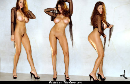 Image. Miriam Gonzalez - nude wonderful female with big natural tots pic