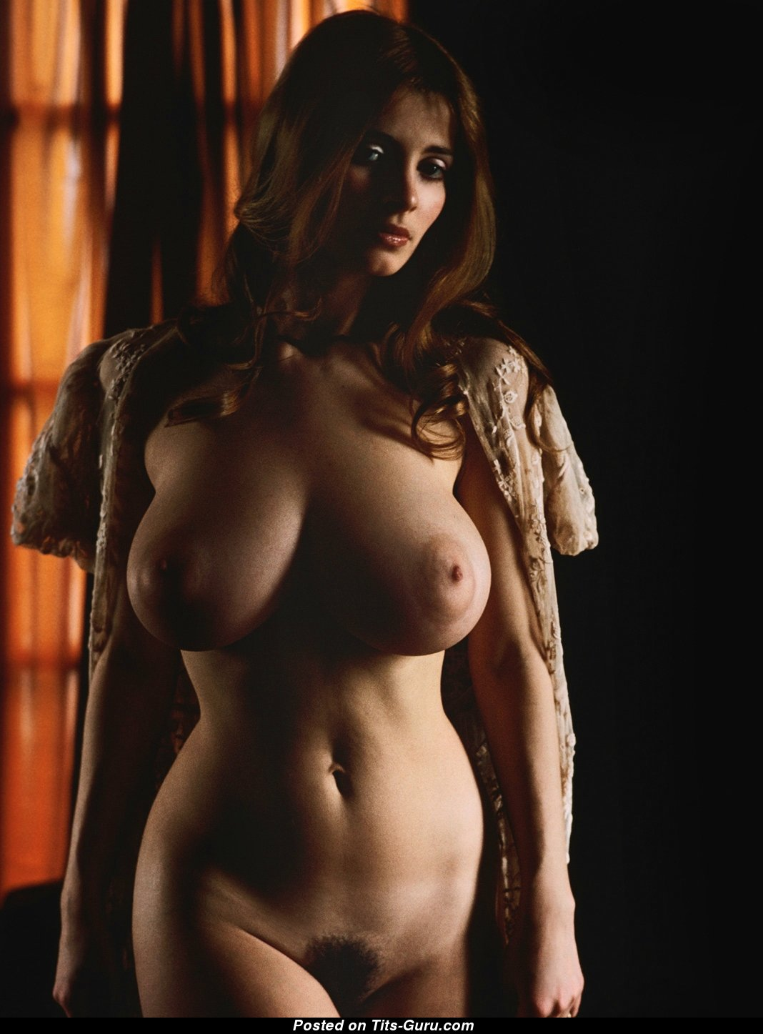 Janet Lupo - Playboy Blonde Babe with Nude Real Mega Busts ...